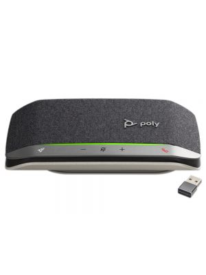 Poly Sync 20+ speakerphone (USB-A incl. dongle)